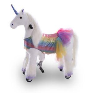 Kijana unicorn rijdend speelgoed Sunshine klein