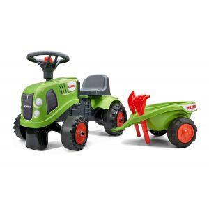 Falk Baby Case Tractor - Groen