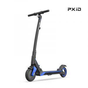 Elektrische step Q1 blauw prijstechnisch autovoorkinderen