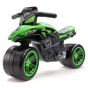 Falk Kawasaki Bud Racing Team Motor groen prijstechnisch autovoorkinderen
