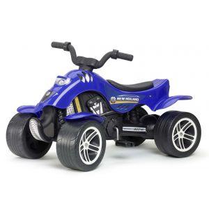 Falk Quad New Holland blauw prijstechnisch autovoorkinderen