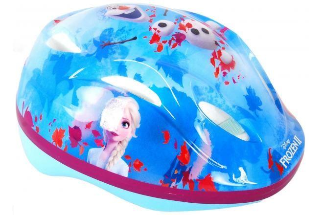 Disney Frozen 2 Meisjes Fietshelm - Skatehelm - 51-55 cm