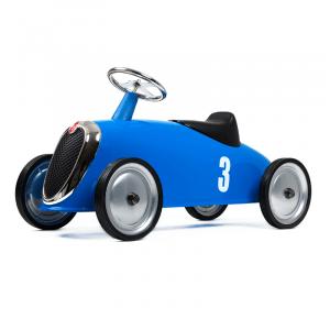 Baghera loopauto Rider retro blauw