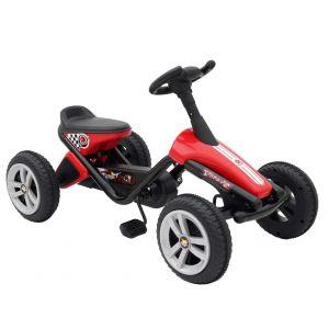 Volare Mini Skelter rood prijstechnisch autovoorkinderen