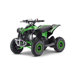 Outlaw quad op benzine 110cc groen