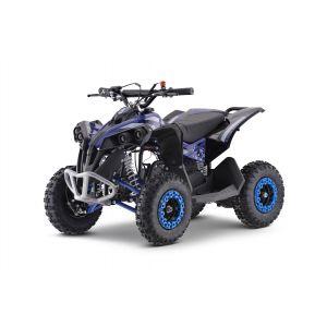 Outlaw quad op benzine 49cc blauw