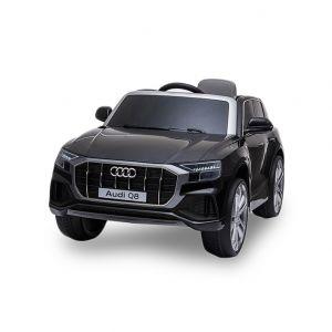 Audi elektrische kinderauto Q8 zwart