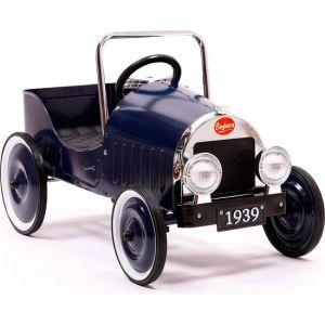 Baghera Classic Retro trapauto blauw