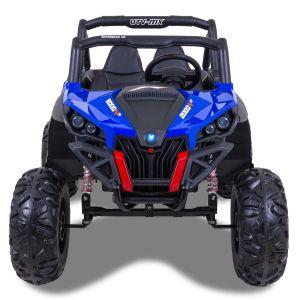 Kijana beach buggy 2-zits elektrische kinderauto blauw
