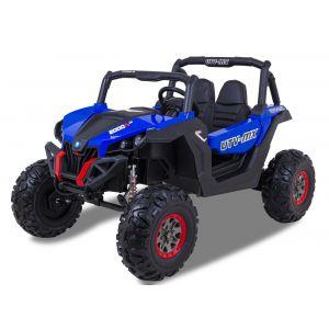 Kijana beach buggy 24V elektrische kinderauto blauw
