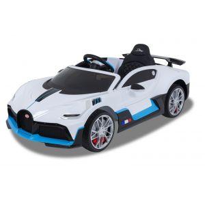 Bugatti elektrische kinderauto Divo wit