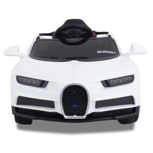 SPORT kinderauto Bugatti style vooraanzicht