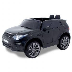 Land Rover elektrische kinderauto Discovery zwart