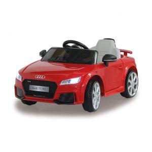 Audi elektrische kinderauto TT RS Rood