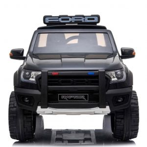 Ford Raptor politie kinderauto zwart prijstechnisch autovoorkinderen autosvoorkinderen