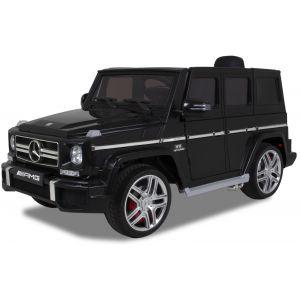 Mercedes elektrische kinderauto G63 AMG zwart