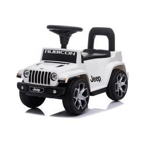 Jeep Wrangler loopauto wit
