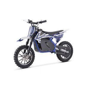 Kijana outlaw crossmotor 49cc blauw