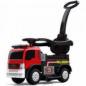 Brandweerwagen loopauto prijstechnisch autovoorkinderen