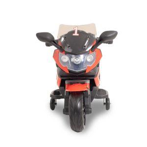 Kijana elektrische kindermotor superbike zwart-rood