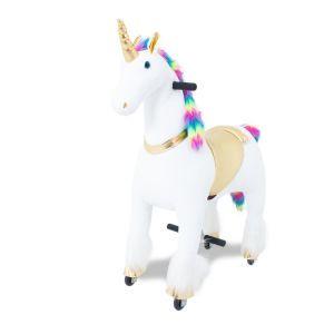 Kijana unicorn regenboog groot prijstechnisch autovoorkinderen