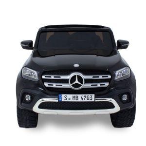 Mercedes elektrische kinderauto x klasse pick up 2 zits prijstechnisch autovoorkinderen