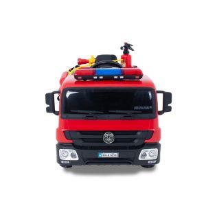 Elektrische kinderauto brandweer truck prijstechnisch autovoorkinderen