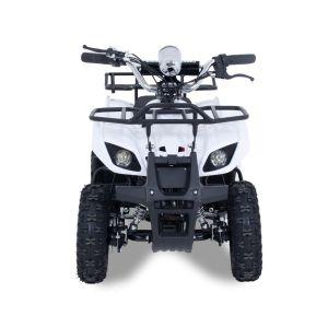 Elektrische quad Monster 1000W 36V wit prijstechnisch autovoorkinderen