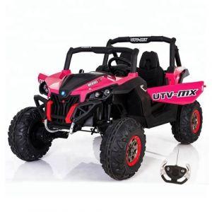 Kijana beach buggy 12V elektrische kinderauto roze