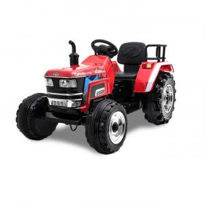 Kijana elektrische tractor rood
