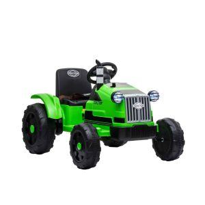 Kijana elektrische tractor groen