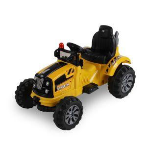 Kijana elektrische tractor geel