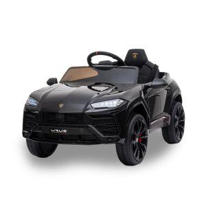 Lamborghini elektrische kinderauto Urus zwart
