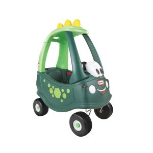 Little Tikes Cozy Coupe Dino vooraanzicht