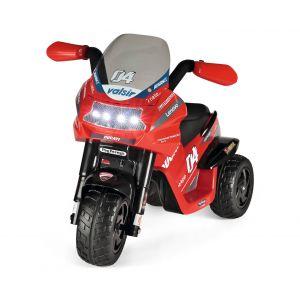 Peg Perego elektrische kindermotor Ducati Desmosedici Evo