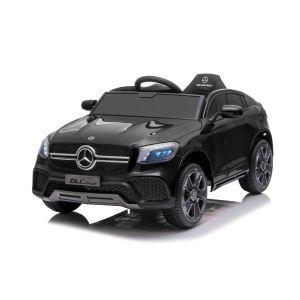 Mercedes elektrische kinderauto GLC coupe zwart
