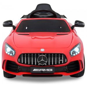 Mercedes kinderauto GTR rood