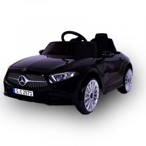 Mercedes elektrische kinderauto CLS350 zwart