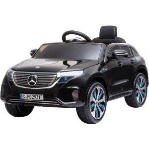 Mercedes elektrische kinderauto EQC zwart