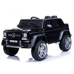 Mercedes elektrische kinderauto Maybach G650 zwart