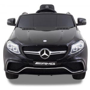 Elektrische kinderauto Mercedes GLE63 AMG zwart