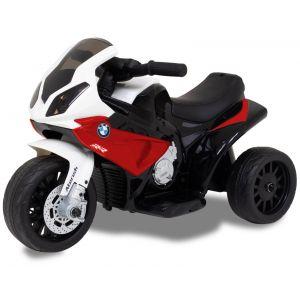 BMW elektrische kindermotor mini rood