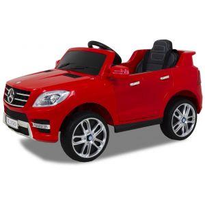 Mercedes elektrische kinderauto ML350 rood