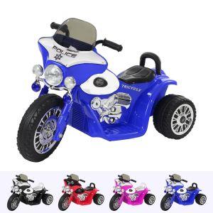 Kijana elektrische kindermotor Wheely blauw