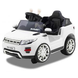 Kijana elektrische kinderauto Evoque style wit