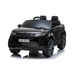 Range Rover elektrische kinderauto Evoque zwart