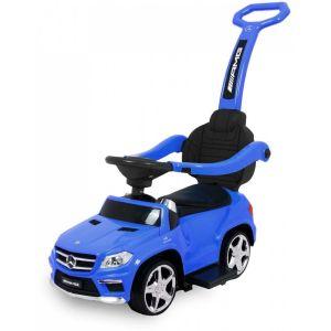 Mercedes loopauto GL63 blauw