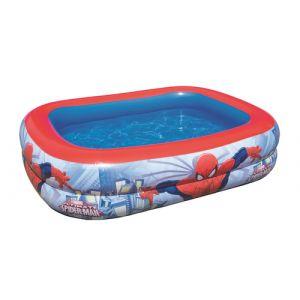 Bestway familie opblaas zwembad spiderman