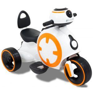 Kindermotor ''2Fast for OC'' zadel gaspedaal