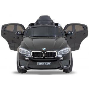 BMW elektrische kinderauto X6 zwart